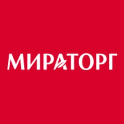 Лого компании Мираторг
