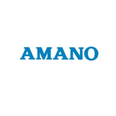 アマノ株式会社のロゴ