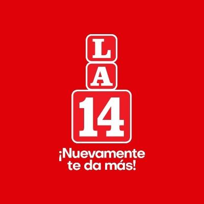 logotipo de la empresa Almacenes LA 14