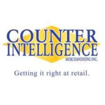 Counter Intelligence Merchandising Inc. logo