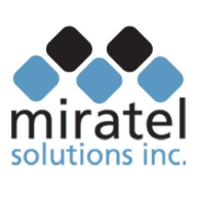 Miratel Solutions logo