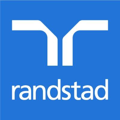 logotipo de la empresa Randstad