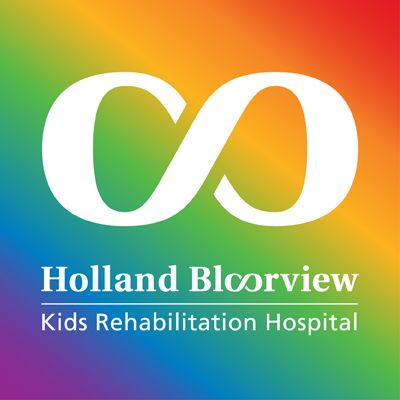 Holland Bloorview Kids Rehabilitation Hospital logo