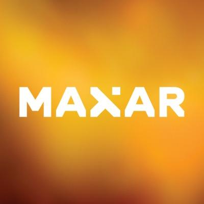 Logo Maxar Technologies
