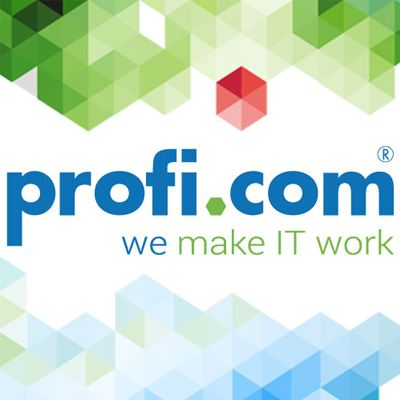 profi.com AG business solutions-Logo