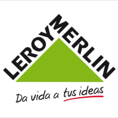logotipo de la empresa Leroy Merlin