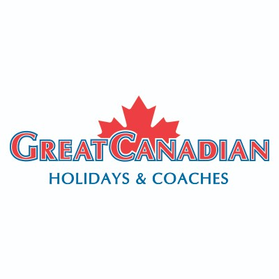 GREAT CANADIAN HOLIDAYS AND COACHES logo