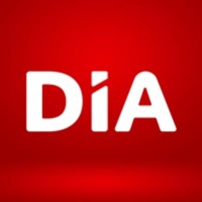 Logotipo - DIA Supermercado