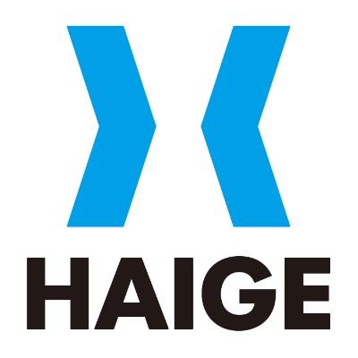 ハイガー・HAIGE産業株式会社のロゴ
