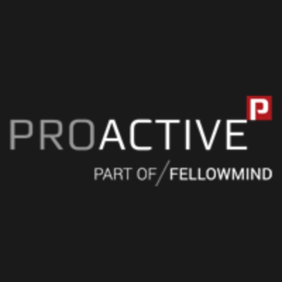 logo for ProActive A/S