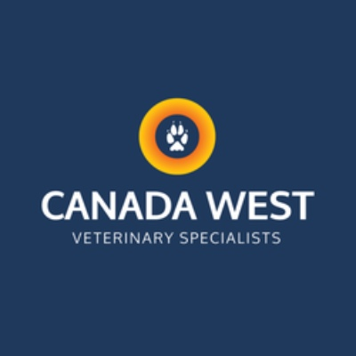 Canada West Veterinary Specialists logo