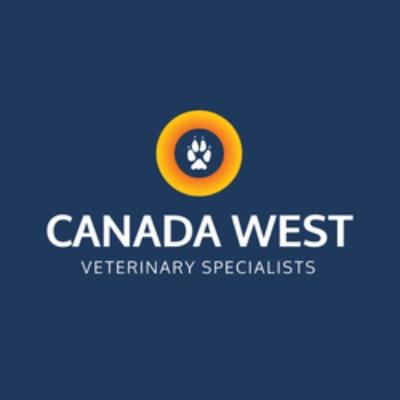 Canada West Veterinary Specialists logo