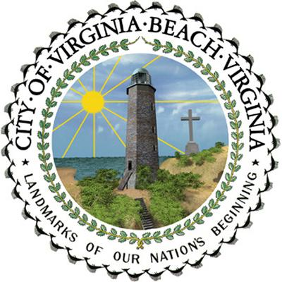 City of Virginia Beach logo