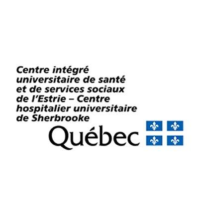 Logo CIUSSS de l'Estrie – CHUS