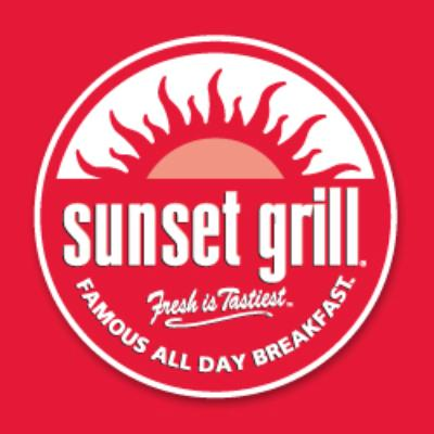 Logo Sunset Grill