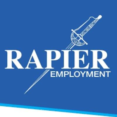 Rapier Employment logo
