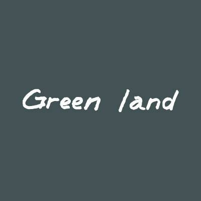 株式会社グリーンランドのロゴ