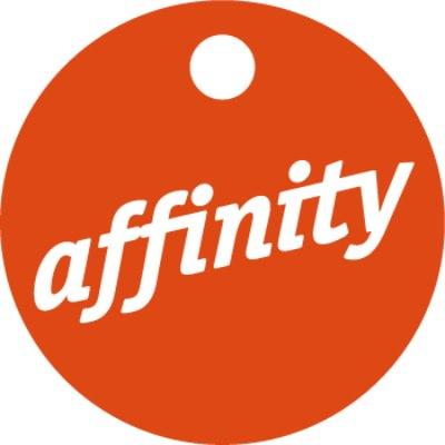 logotipo de la empresa AFFINITY PETCARE