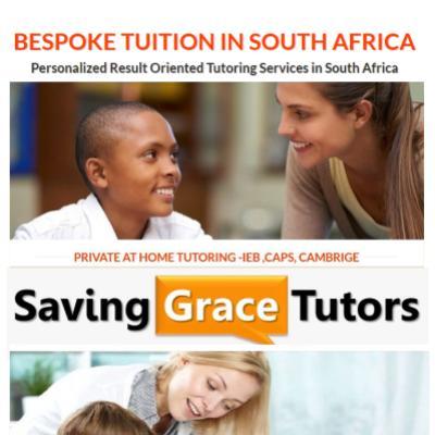 Saving Grace Senior Tutors logo