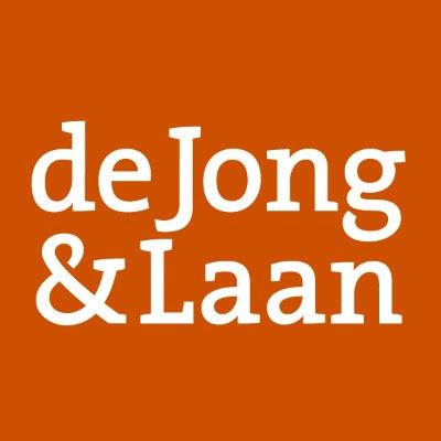 Logo van De Jong & Laan