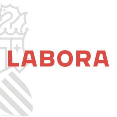 logotipo de la empresa GVA Labora