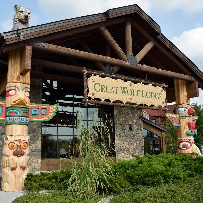 Great Wolf Lodge - Niagara logo