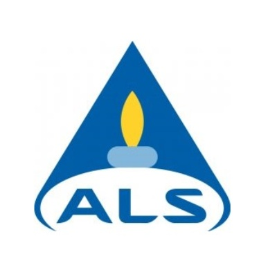 ALS Food and Pharmaceutical logo