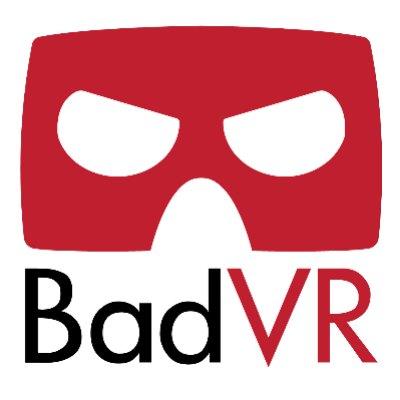 BadVR logo