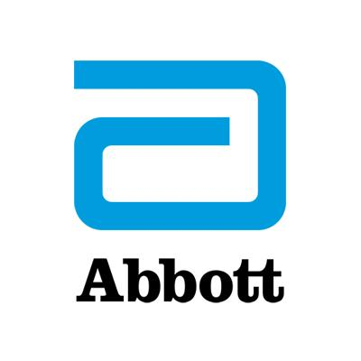 logotipo de la empresa Abbott Laboratories