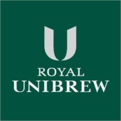 logo for ROYAL UNIBREW