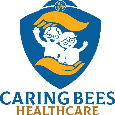 Caring Bees Healthcare logo