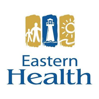 Logo Eastern Health Canada