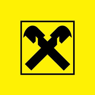 Лого компании Райффайзен Банк Аваль