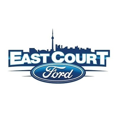 East Court Ford Lincoln company logo