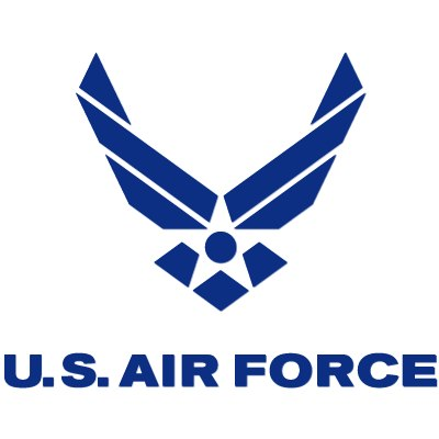 U.S. Air Forceのロゴ