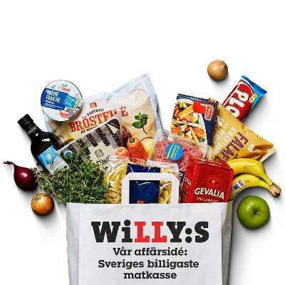 Logotyp för Willys
