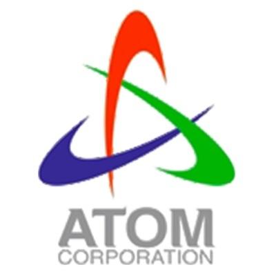 株式会社アトムのロゴ