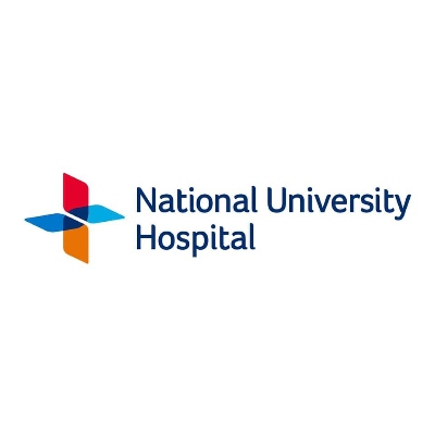 National University Hospital logo