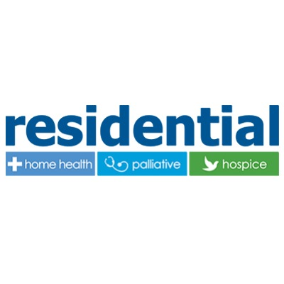 Residential Home Health and Residential Hospice logo