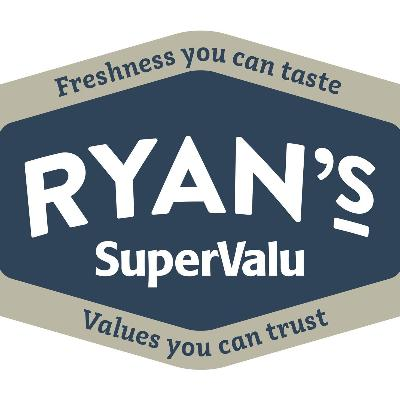 Ryan's Super Valu logo