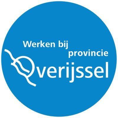 Logo van Provincie Overijssel