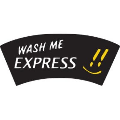 Wash Me Express logo