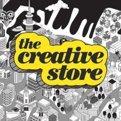 The Creative Store logo