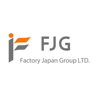 株式会社ファクトリージャパングループのロゴ