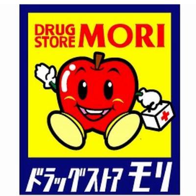 株式会社ドラッグストアモリのロゴ