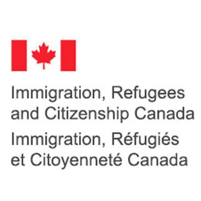 Logo Immigration, Refugees and Citizenship Canada