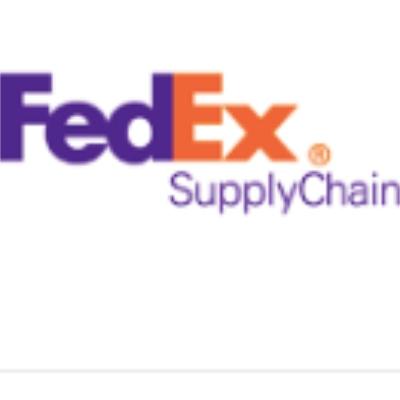 Fedex Supply Chain logo