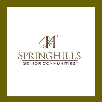 Spring Hills Senior Communities logo