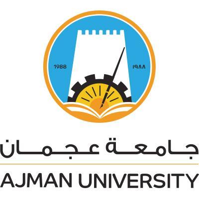 ajman university logo