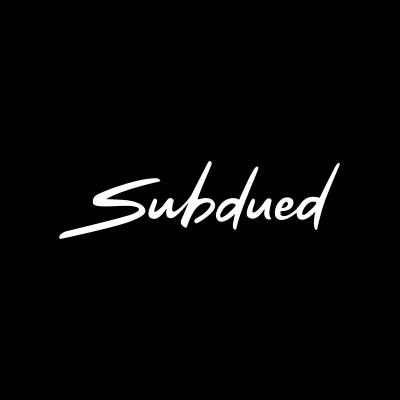 logotipo de la empresa Subdued